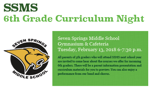 Attention 5th Graders!